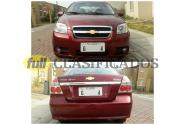 Chevrolet Aveo Emotion 2015